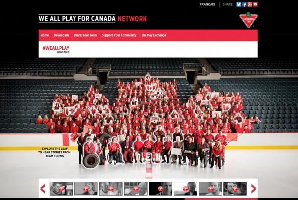 Brand agency Toronto