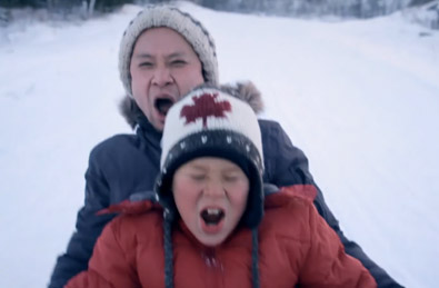 "Canadian Tire ""Celebrate"" TV"