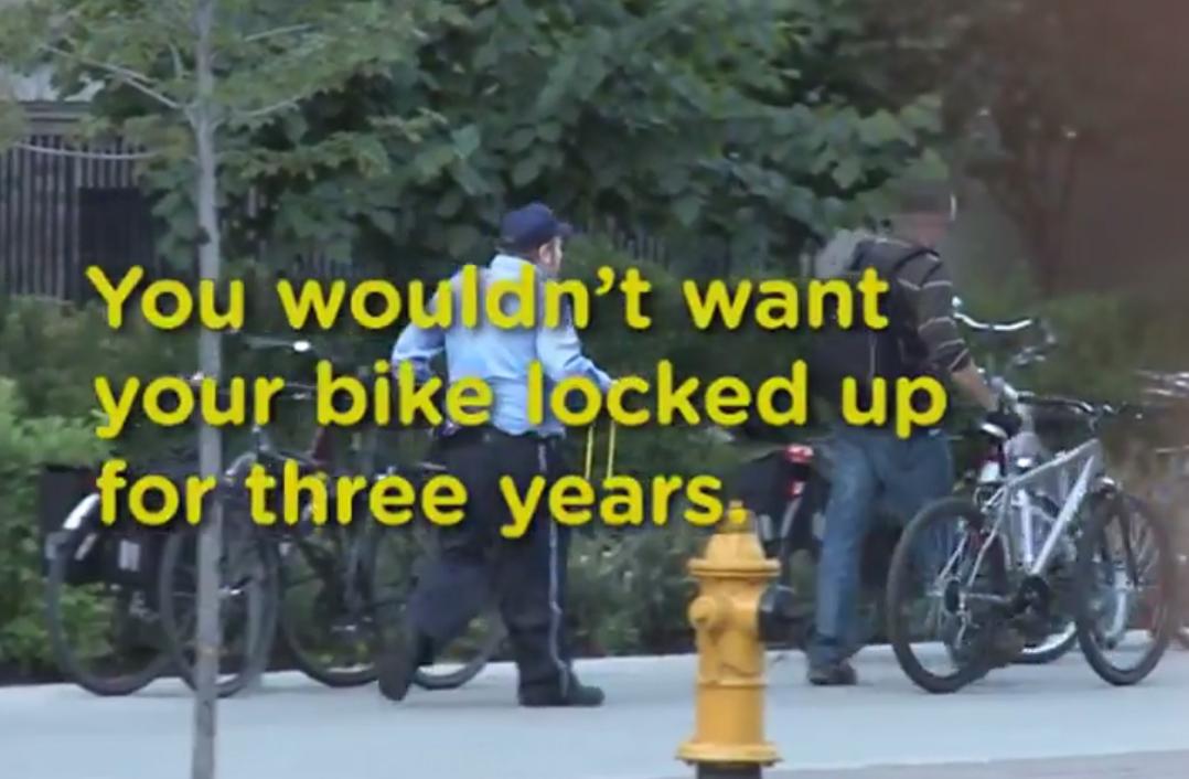 """Bike Locks"" Online Film"