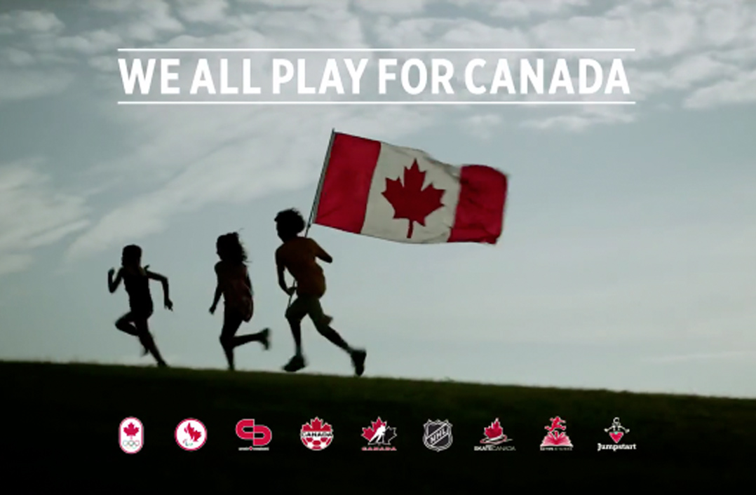 "Canadian Tire ""Anthem"" TV"